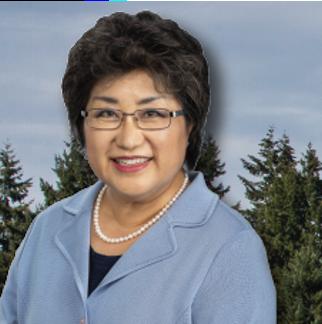 State Representative Cindy Ryu