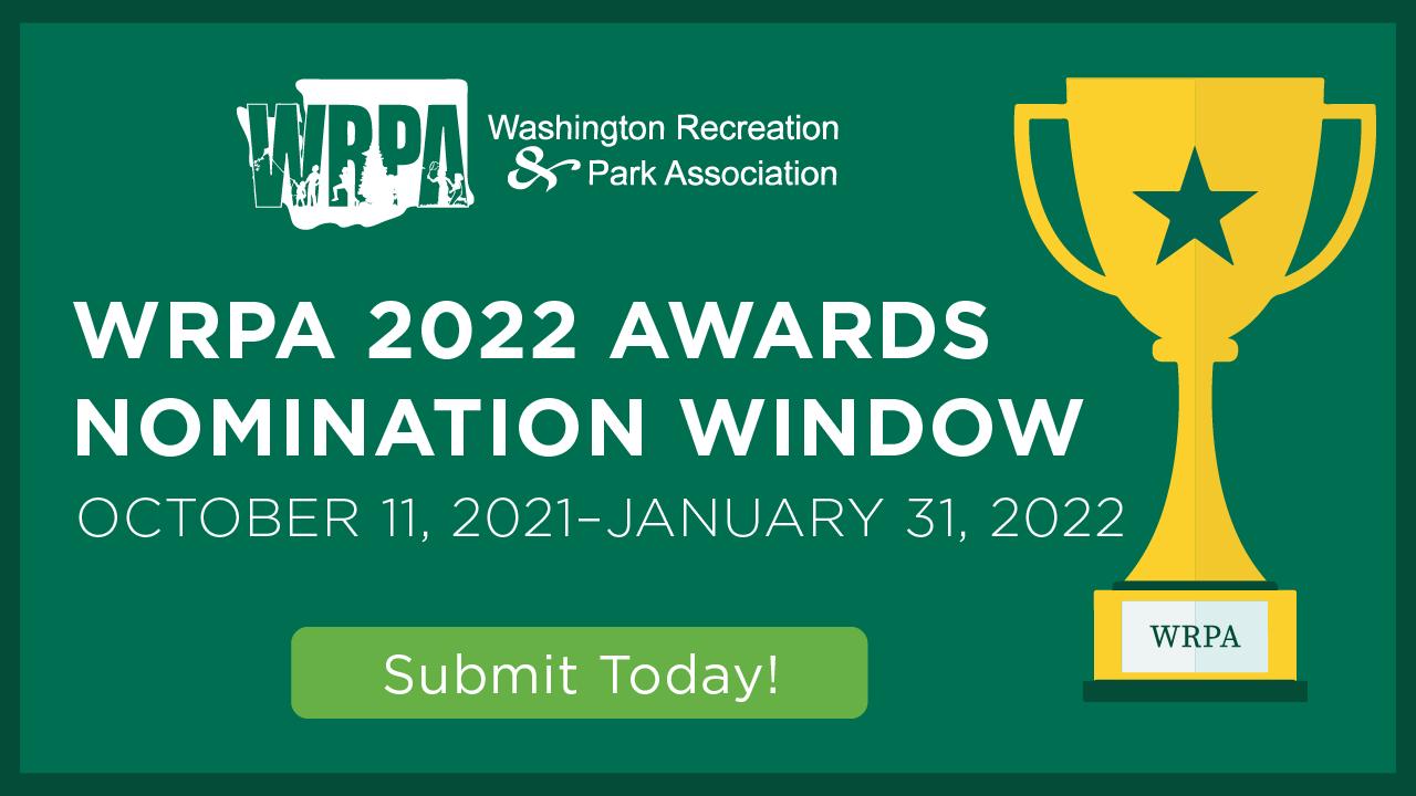 2022 WRPA Awards Program Graphic